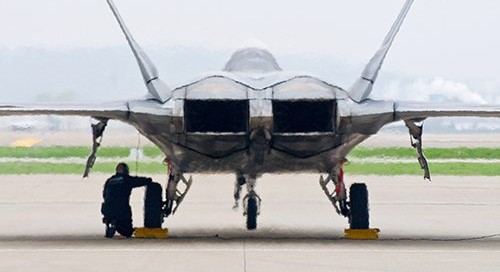 F-22 Strategic Operating Plan